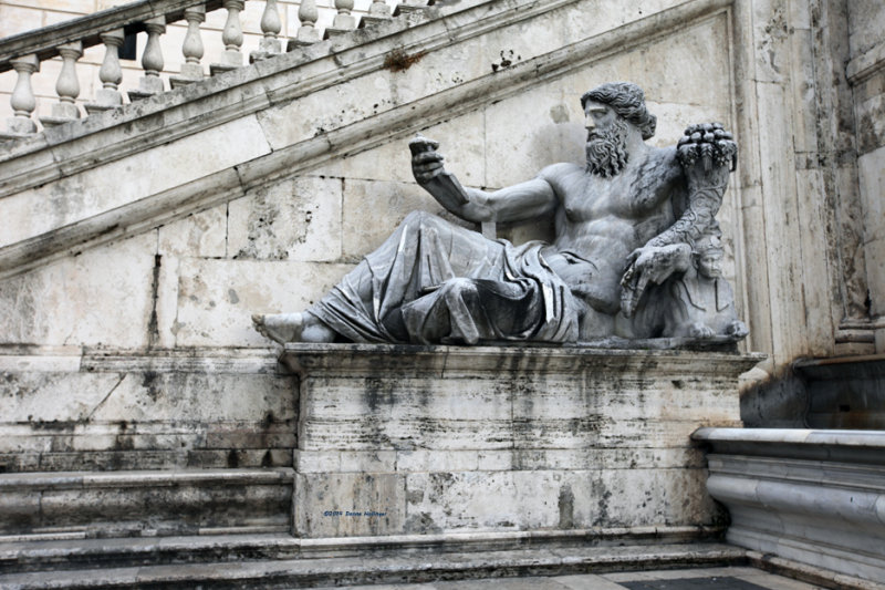 Statue of Jove?