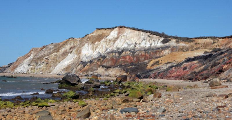 Clay Cliffs of Aquinnah