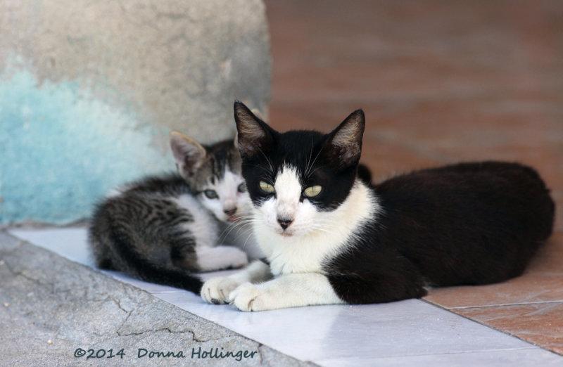 Salinas Mother and Daughter