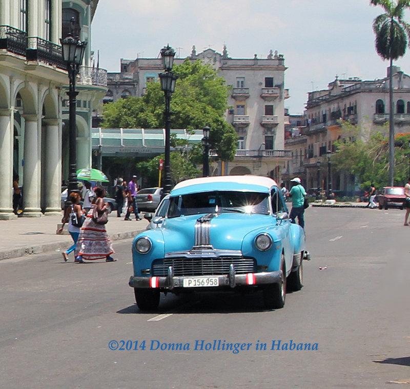 Windshield Visor in Havana!