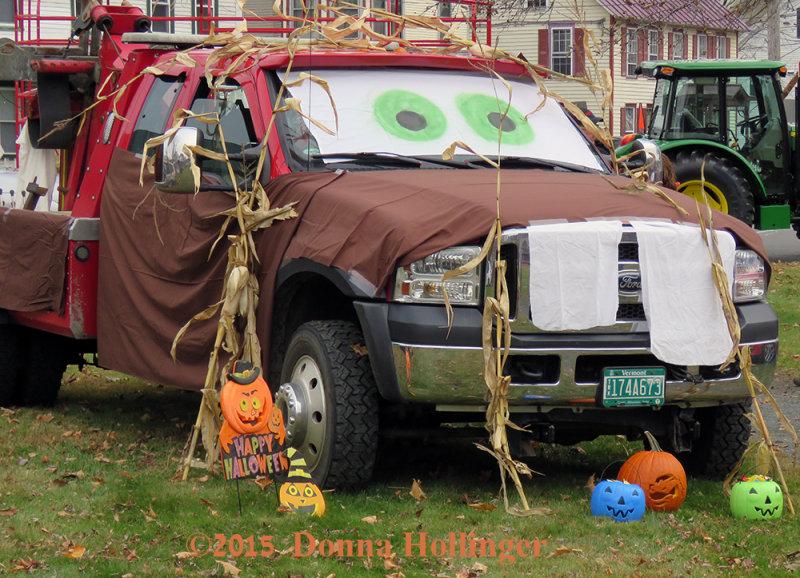 Vermont Halloween