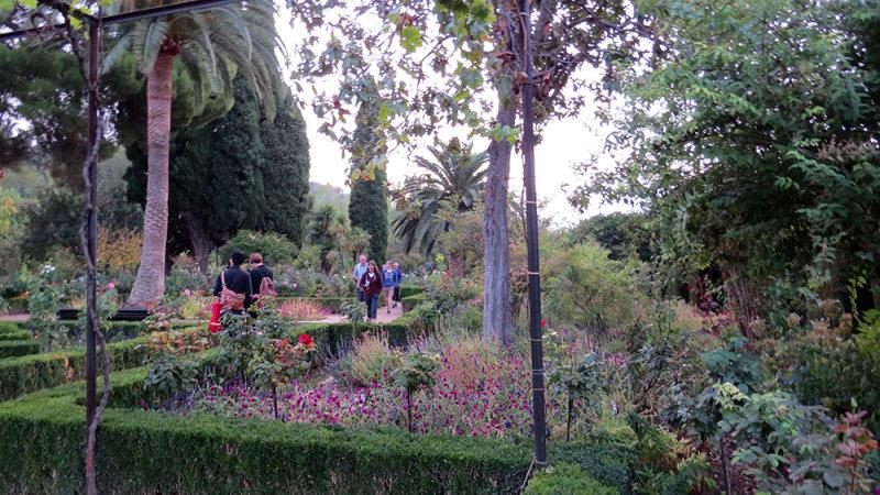 Nasriid Gardens