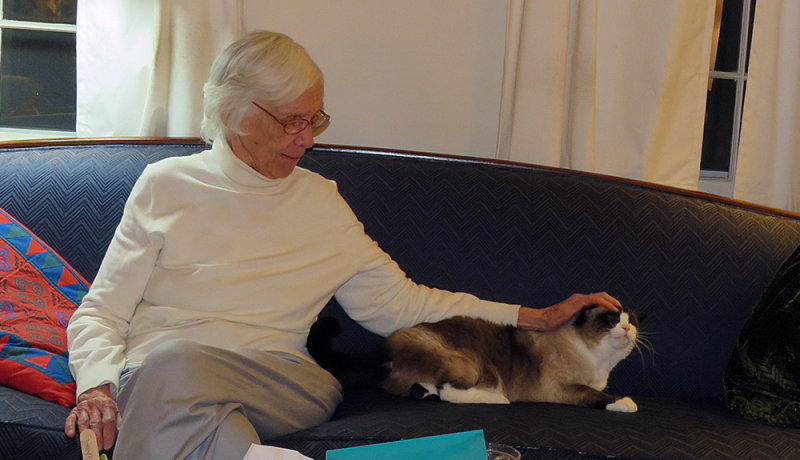 Martha and Her Lilicat