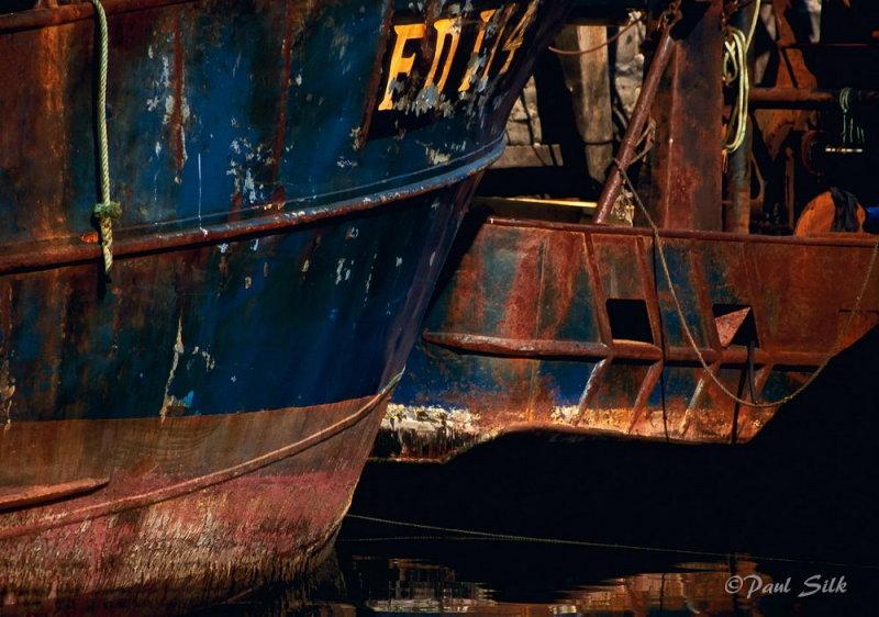 Rusty Boats.