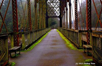 Armitage Bridge (Coburg Railroad Bridge)