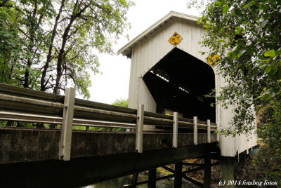 Cavitt Creek Covered Bridge