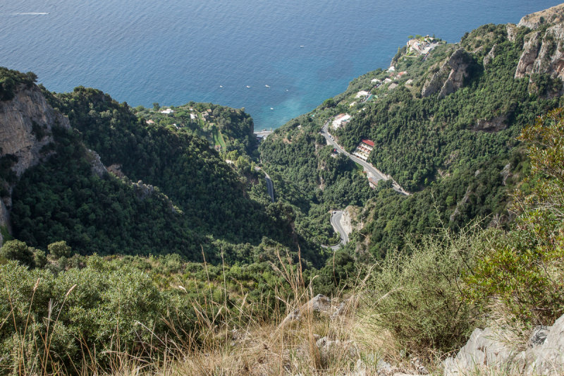 13-10 Positano is somewhere down there.jpg