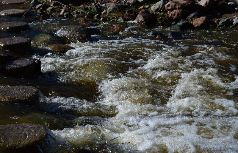 The pedestals. Queen Creek