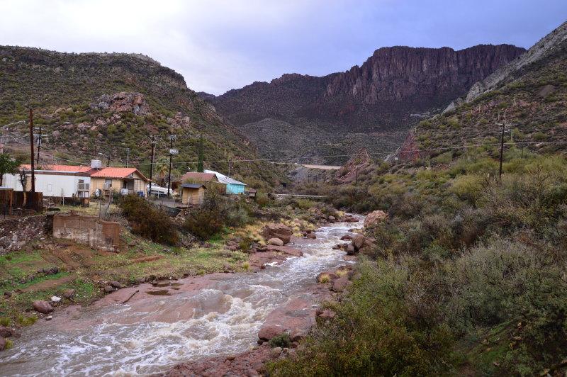 Queen Creek - Superior AZ