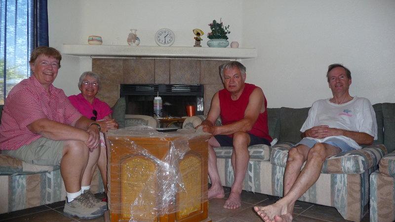 2008  Davids House. Apache Junction