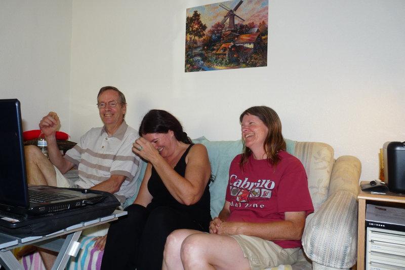 2010 Johnny, Lerayne, Tammy. Superior