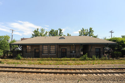 #4 West Jersey and Seashore Railroad Train Station