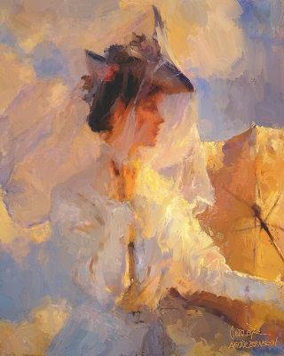 Frank Benson Portrait