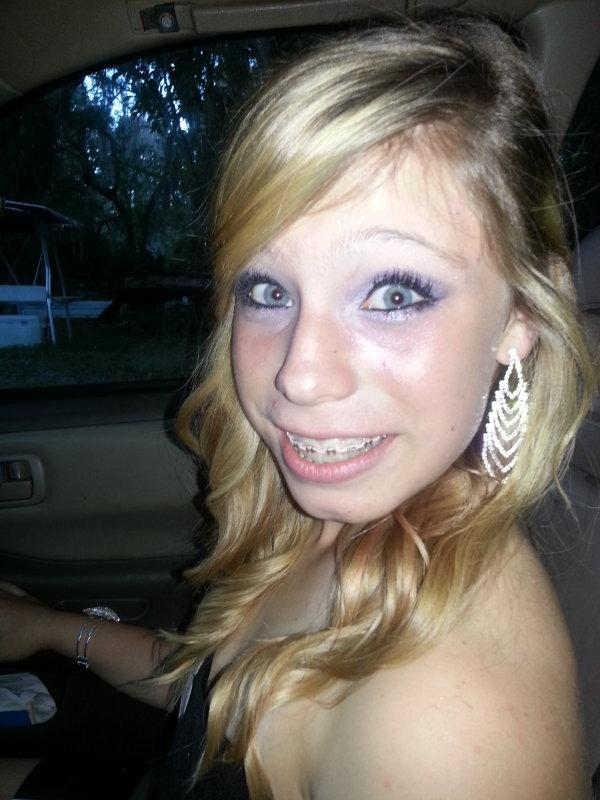 Homecoming make-up