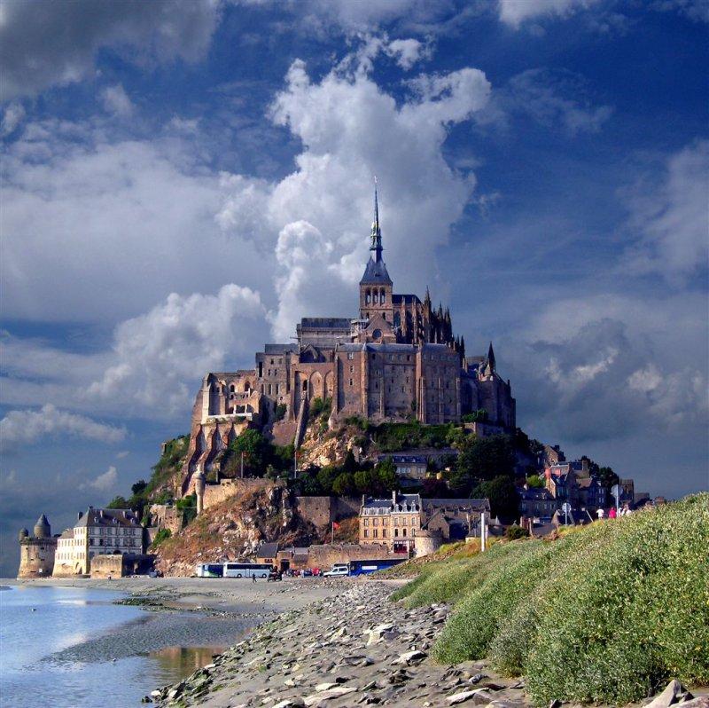 Abbey St.Michel, Normandy