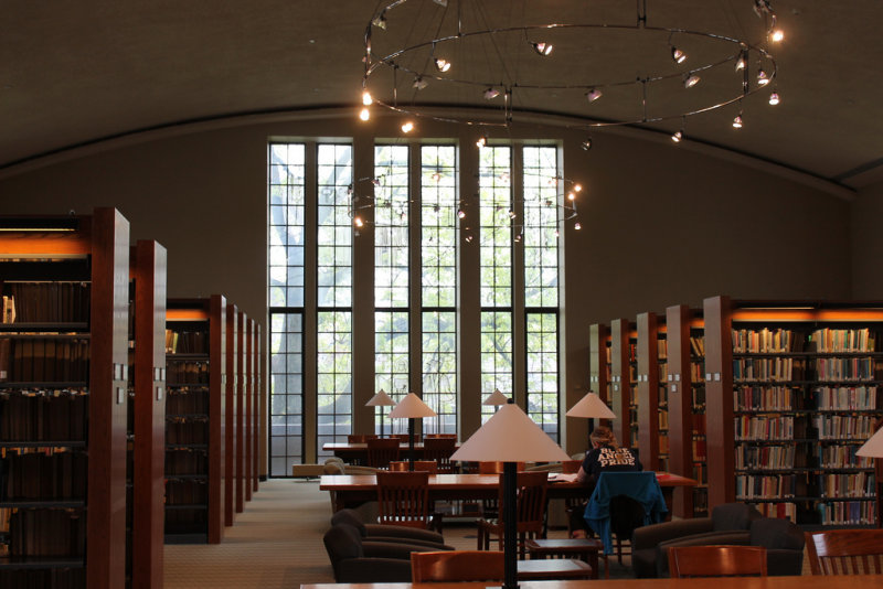 Gill Library - College of New Rochelle