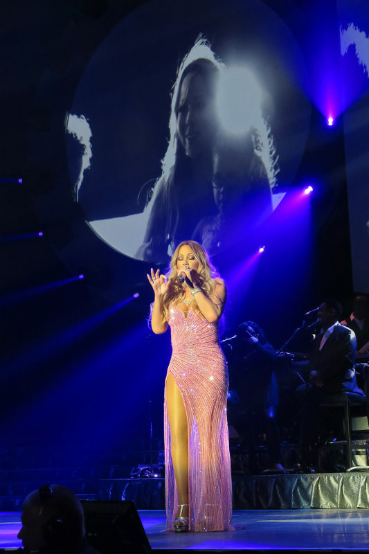 The Diva - Mariah Carey in Helsinki