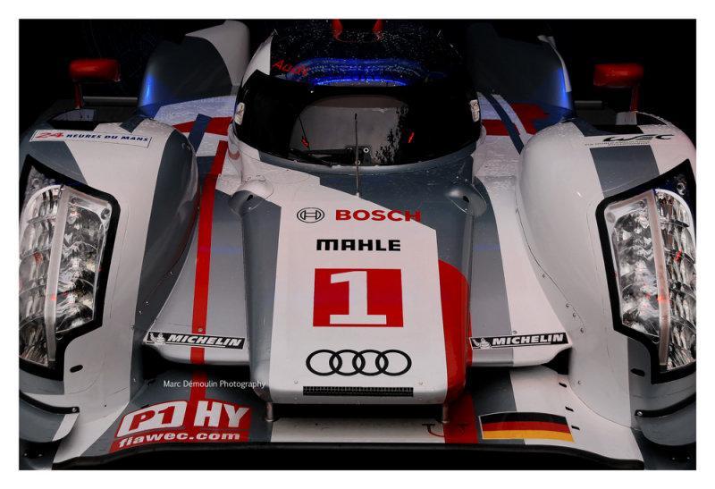 Audi R18 E-tron Quattro, Le Mans 2013
