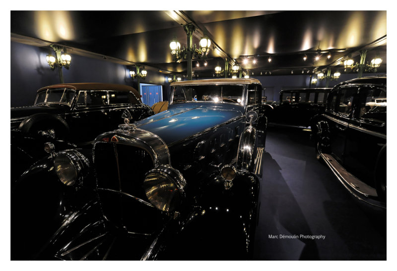 Maybach DS6 1934, Mulhouse 2013
