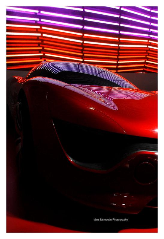 Renault Dezir Concept , Paris 2014