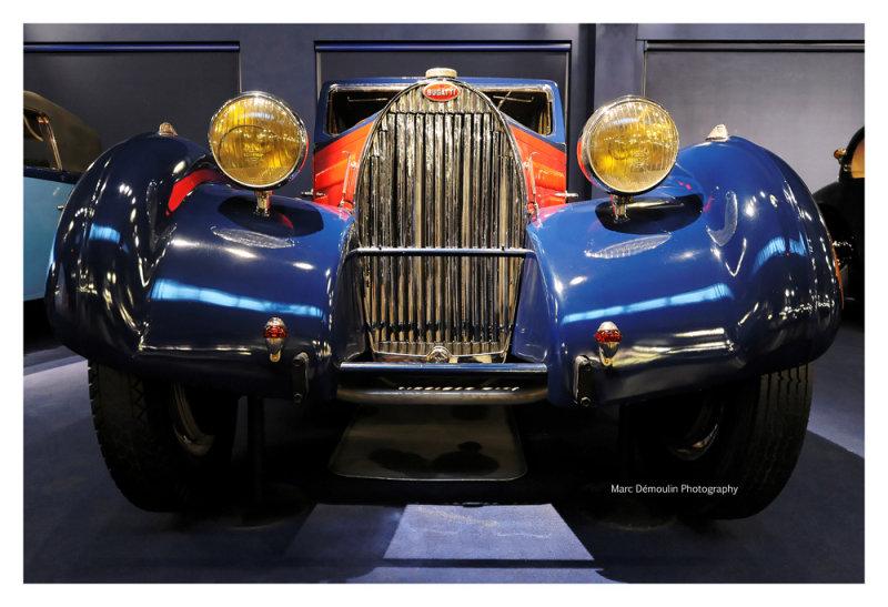 Bugatti Coupe Type 57C 1936, Mulhouse 2013
