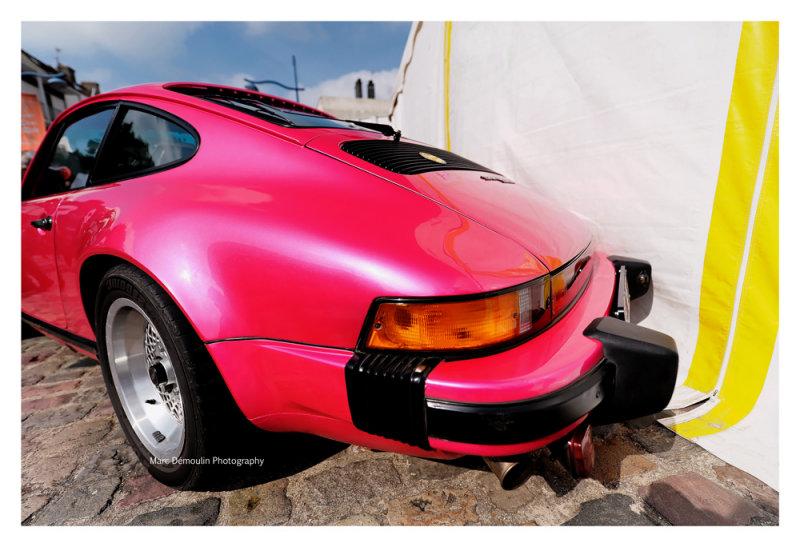 Porsche 911 3.2, Hardelot 2014