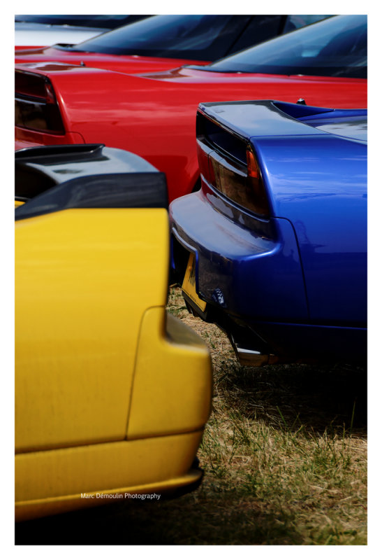 Honda/Acura NSX, Dijon 2015