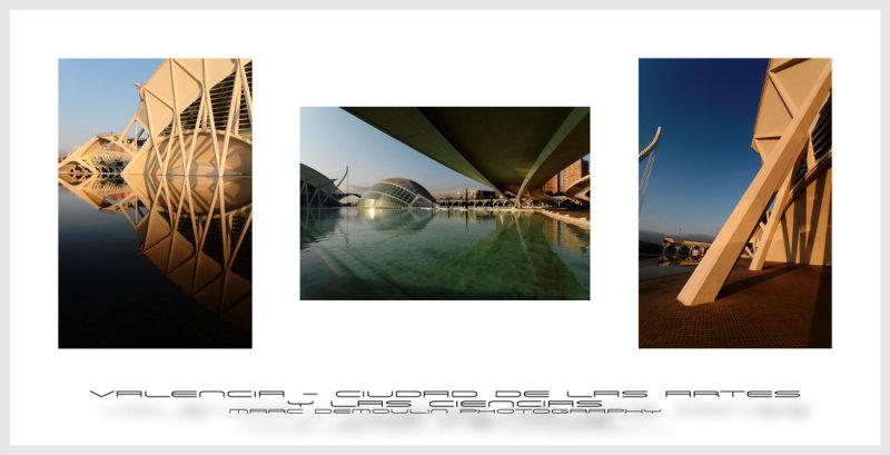 Valencia - Cuidad de las artes y las ciencas