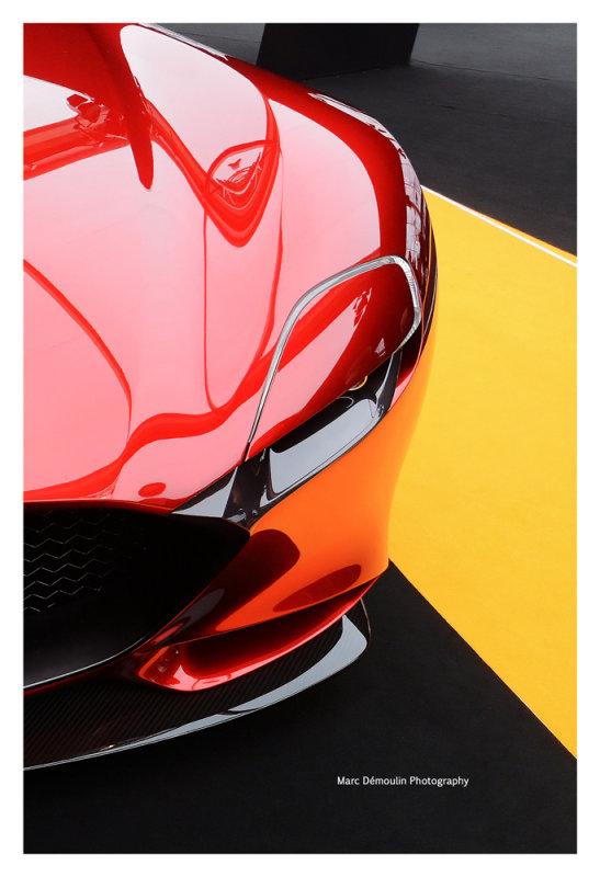 Mazda RX-Vision, Paris 2016