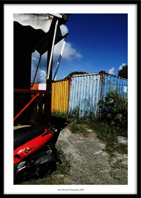 Le Moule, Guadeloupe, France 2004