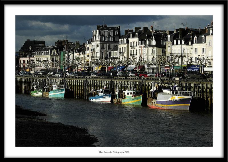 Harbour, Trouville-sur-Mer, France 2005