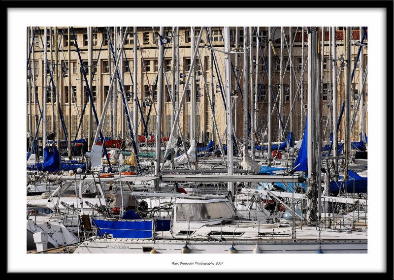 Harbour, Toulon, France 2007