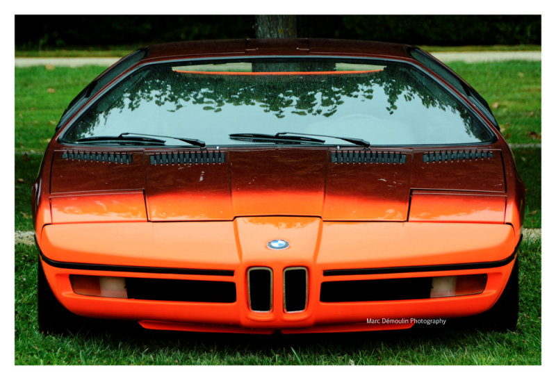 BMW Turbo Concept Car 1972, Chantilly 2016