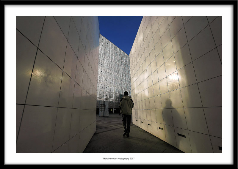 Institut du Monde Arabe, Paris, France 2007