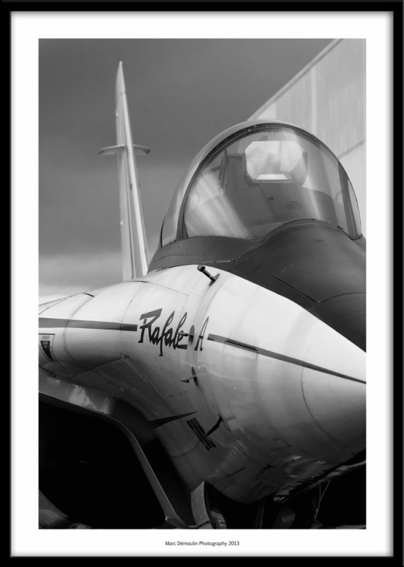 Dassault aviation Rafale, Le Bourget, France 2013