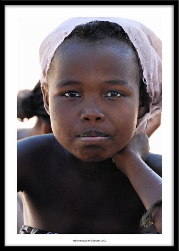 Young girl, Manakara, Madagascar 2010