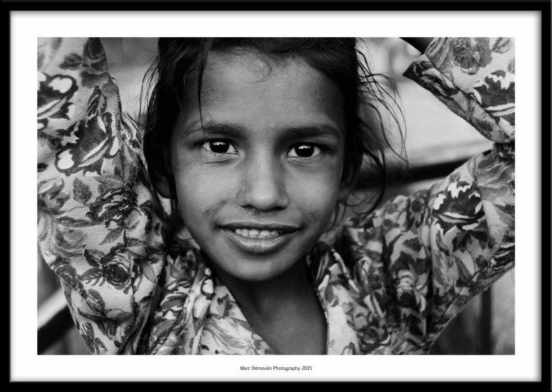 Young girl, Mandi, India 2015