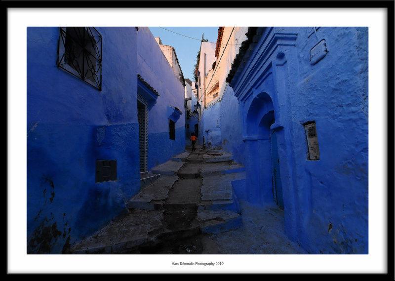 Chefchaouen, Morocco 2010