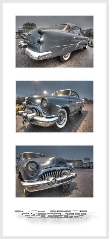 Buick special Riviera 1953