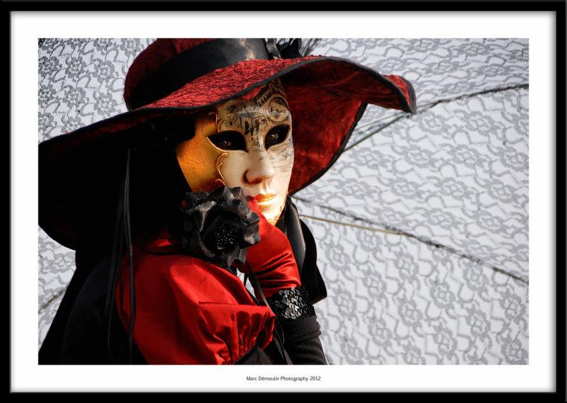 Venetian carnival, Martigues, France 2012