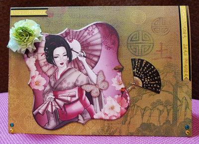 Oriental Lady