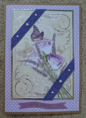 Delicate Lilacs