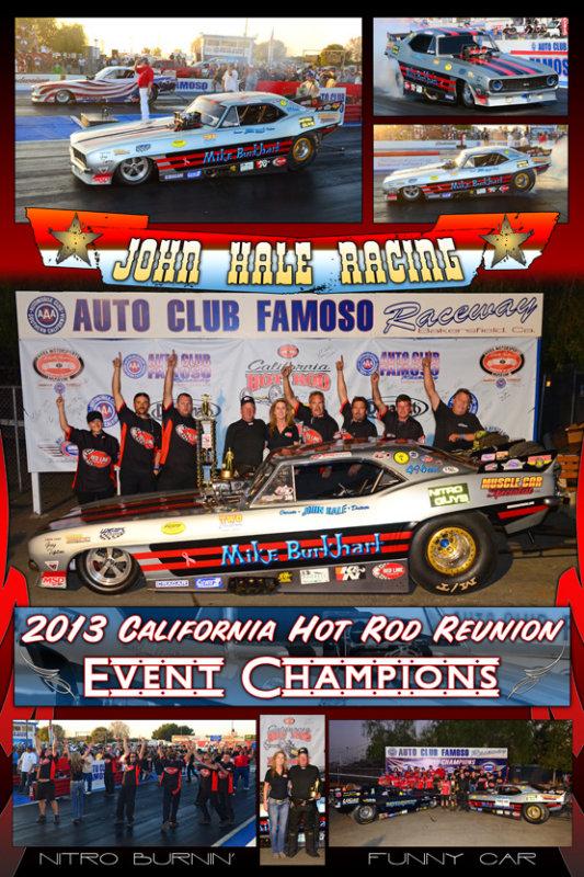 John Hale Racing 2013 CHRR Champions