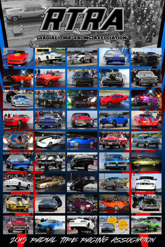 2015 RTRA Series Poster