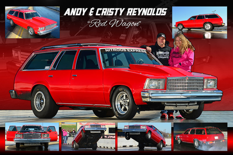 Andy Reynolds Red Wagon 2016