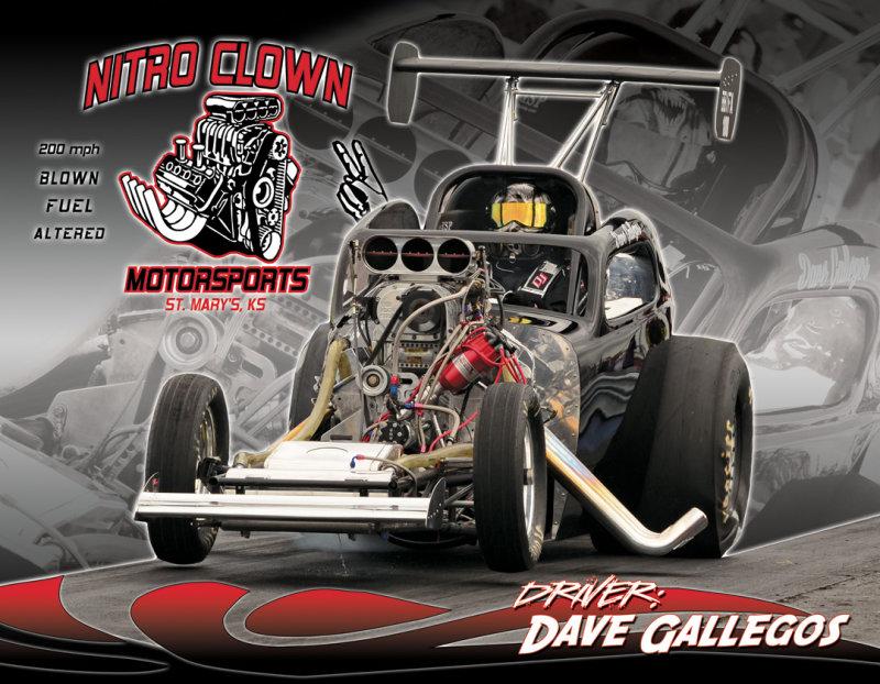 Dave Gallegos 2016