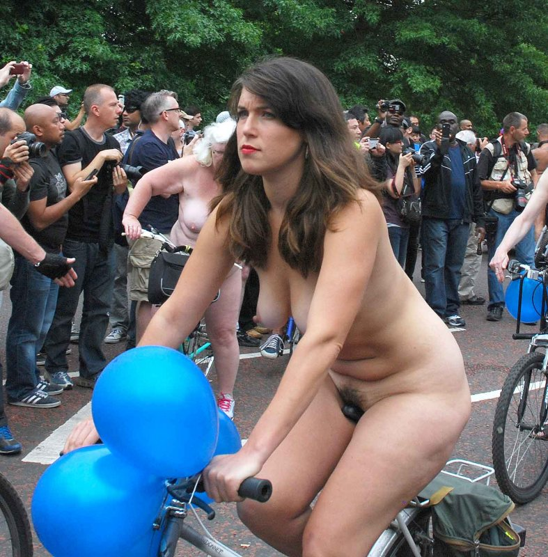 librarian ride Naked bike