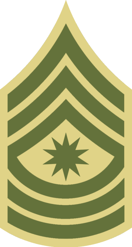 UACM Sergeant Major