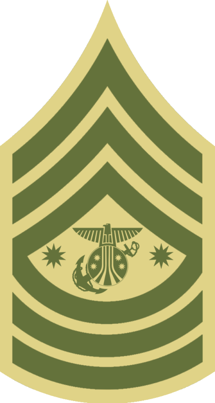 UACM Sergeant Major of the Colonial Marines