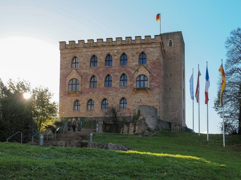 Hambach Castle